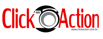 Click Action - Fotografia e Vídeo Logo