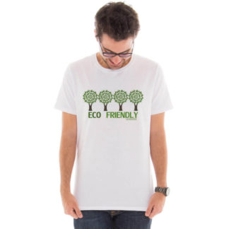 Camiseta masculina Eco Friendly model 3