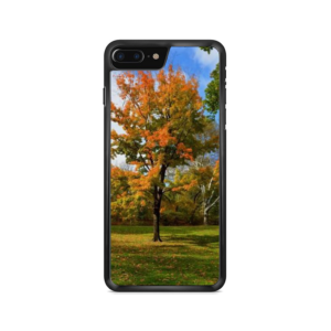 Capa de celular com estampa do central park em new york