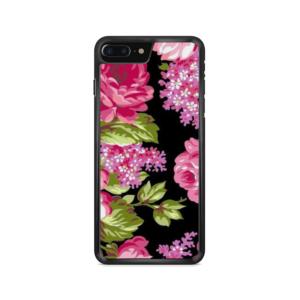 Capa de celular com estampa floral
