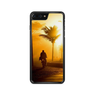 capa de celular com estampa nascer do sol no rio de janeiro