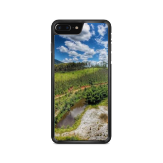 capa de celular com estampa paisagem aérea 2