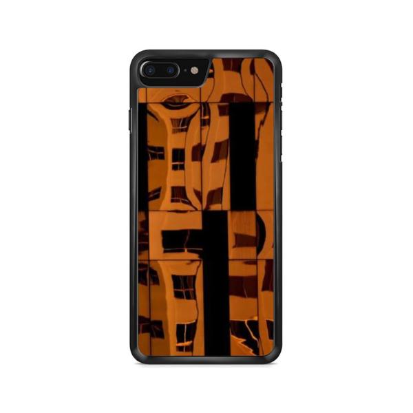 capa de celular com estampa reflexo