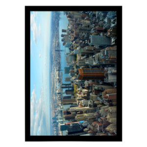 quadro decorativo manhattan new york