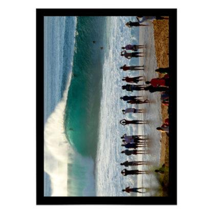 quadro decorativo pipeline oahu hawaii